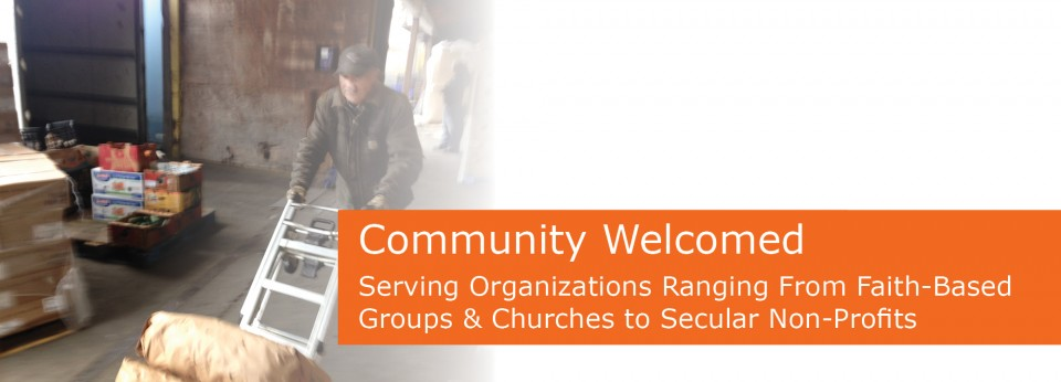 Community Welcomed